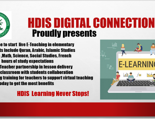 HDIS DIGITAL CONNECTIONS